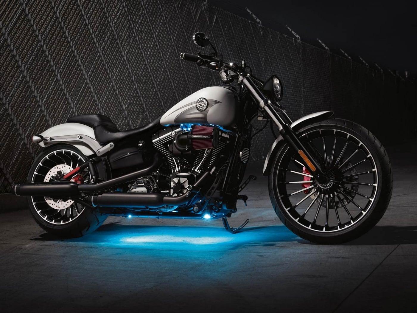 LED Zusatzbeleuchtung für Harley-Davidson Modelle