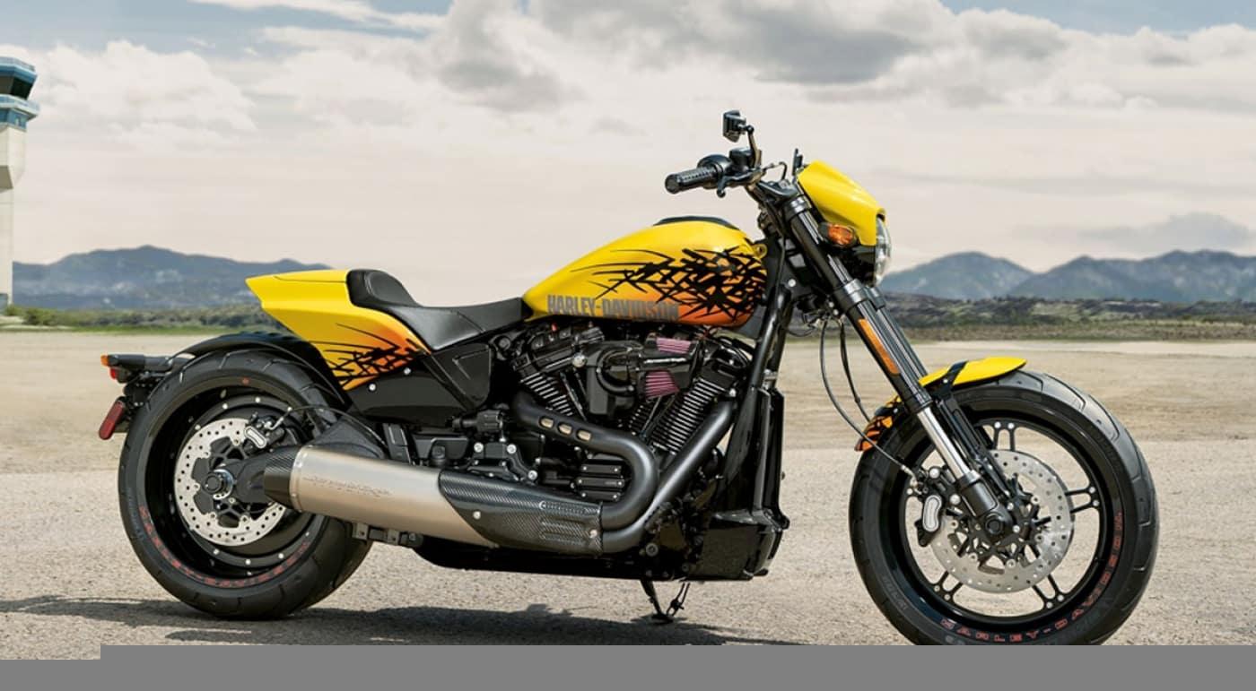 Die neue Harley-Davidson FXDR-114 für 2019