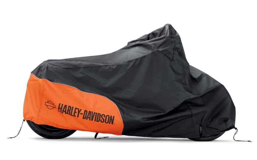 Wetterfeste Harley-Davidson Abdeckplane
