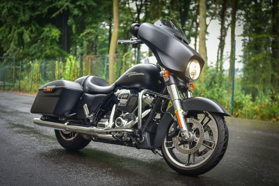 Harley-Davidson Street Glide 2017