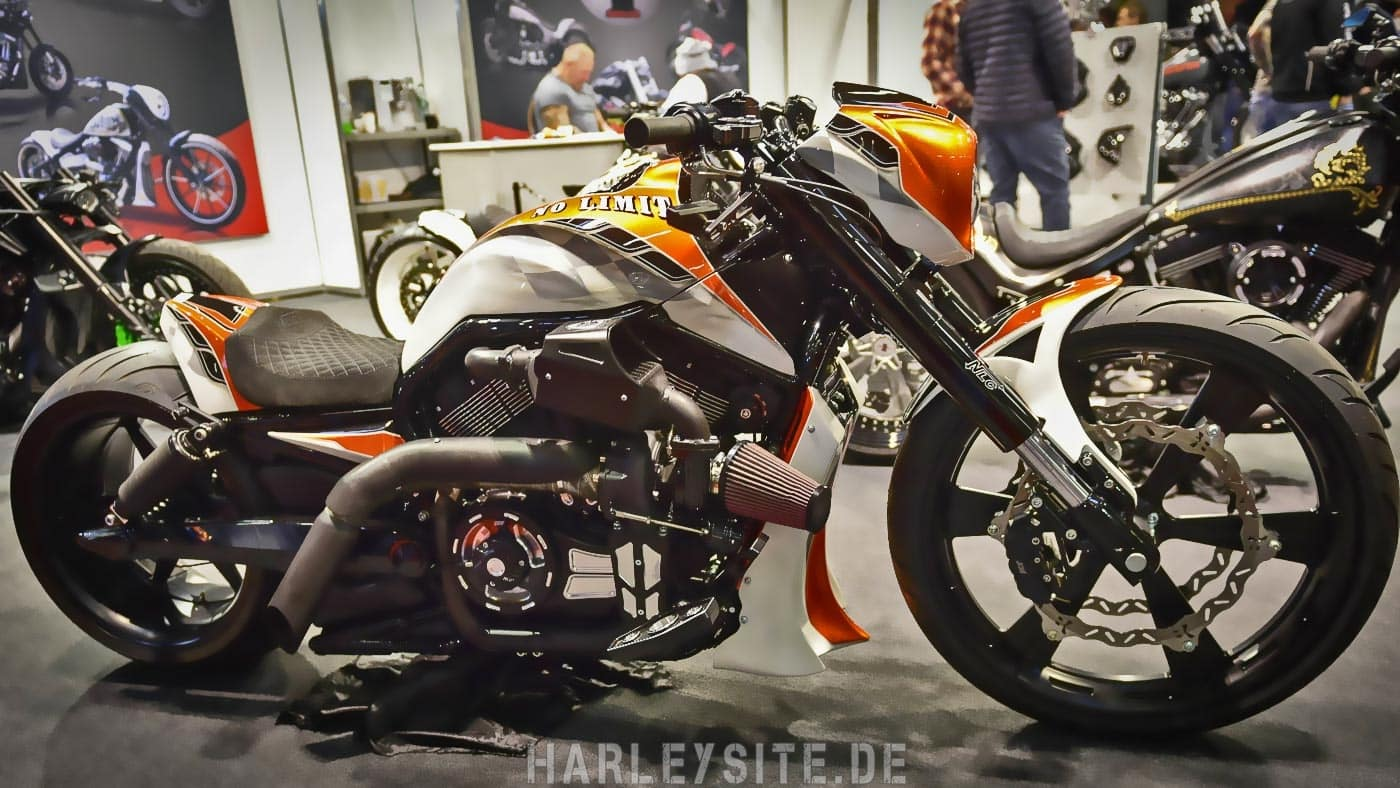 #1 Custombike Show Bad Salzuflen 2017