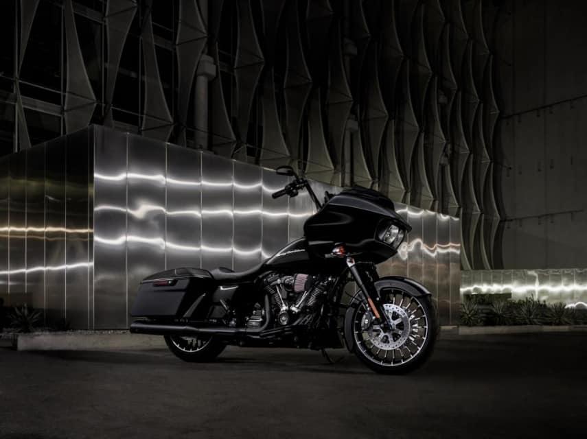 In Kürze die ersten Infos zu den neuen 2018 Harley-Davidson Modellen