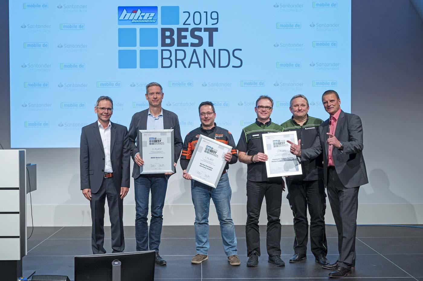 2019HD36 Auszeichnungen Fuer Harley Davidson 2