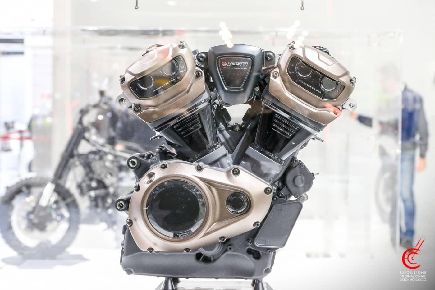 Der neue Revolution Max Motor von Harley-Davidson