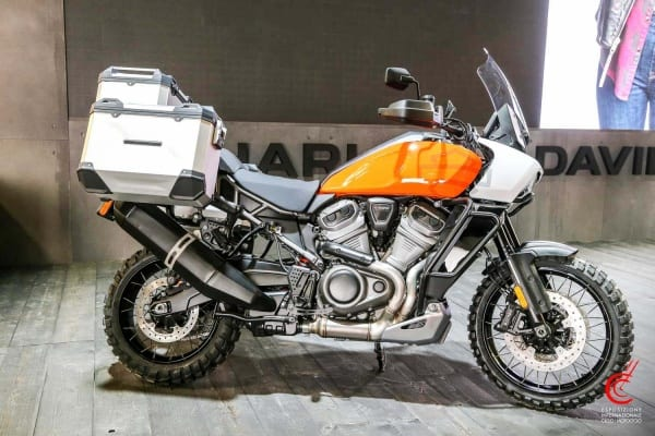 2020 Harley Davidson EICMA