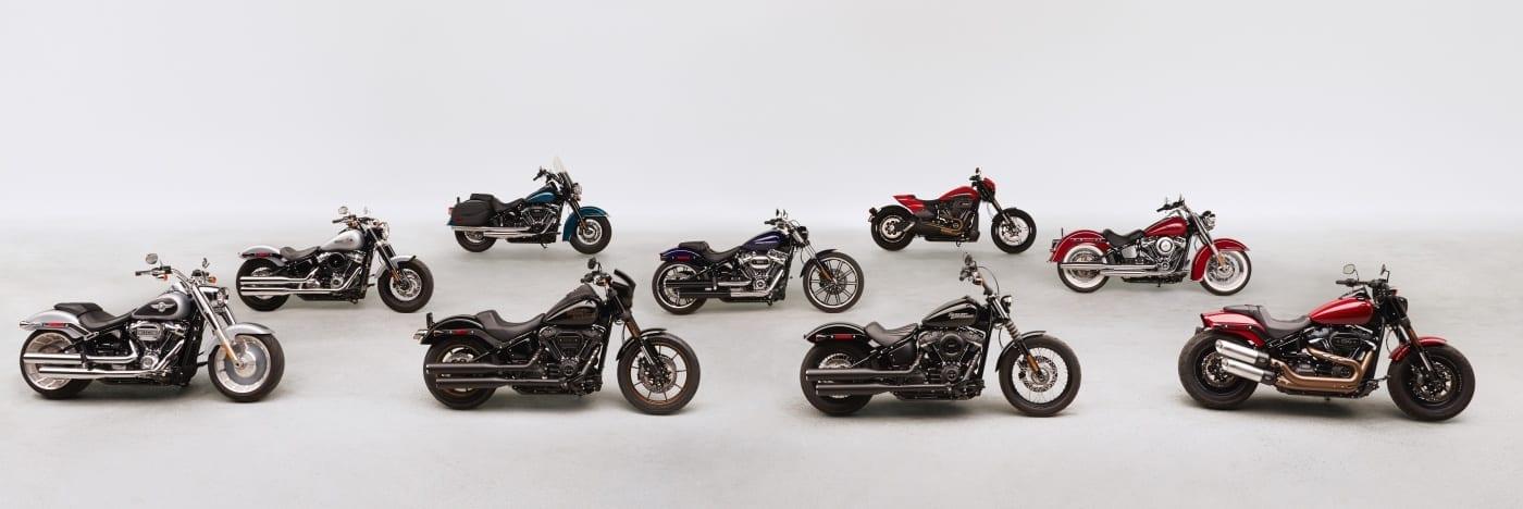 Die Harley-Davidson Modellpflegemaßnahmen 2020 1