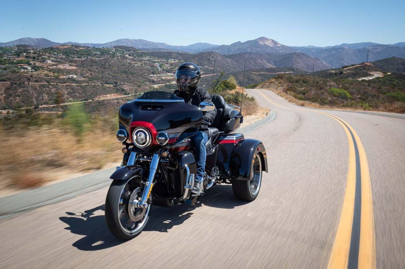 Die Harley-Davidson Modellpflegemaßnahmen 2020 2