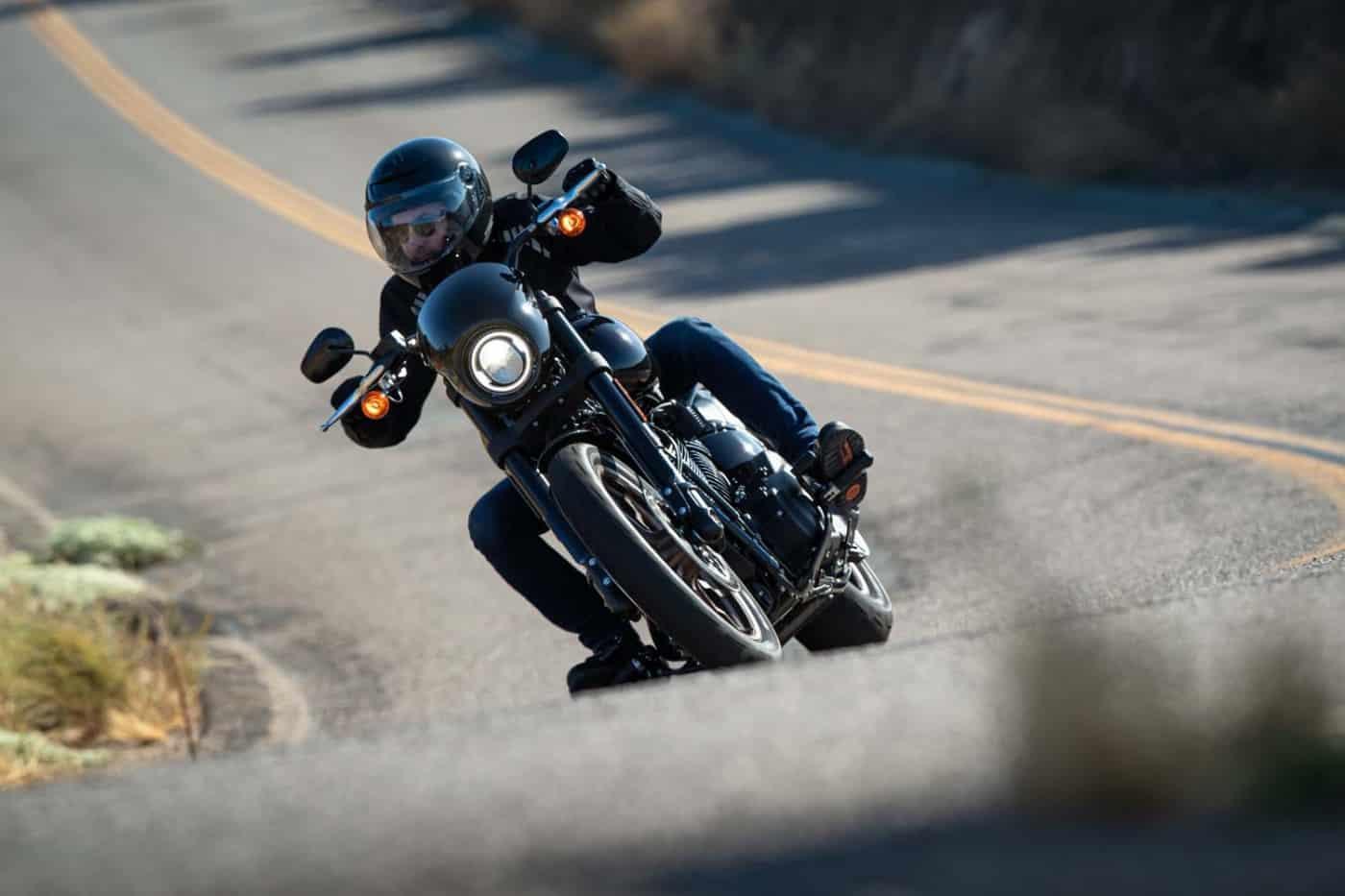2020 Harley-Davidson Low Rider S Farbe Vivid Black