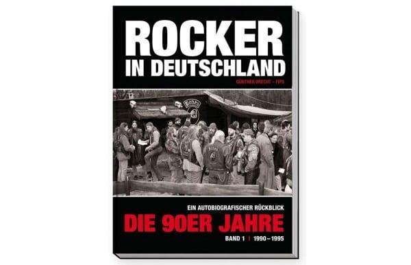 Buch - Rocker in Deutschland - Band l