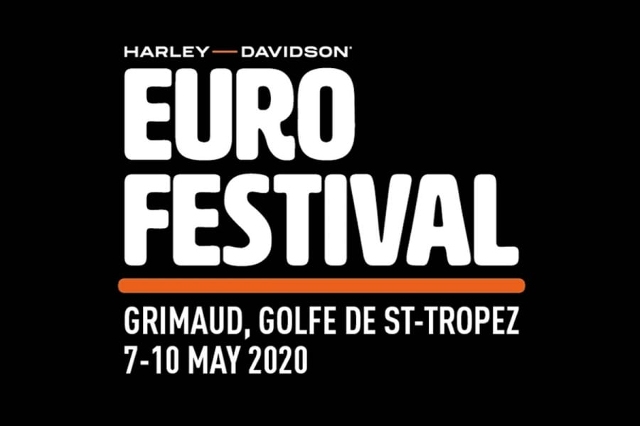 HARLEY-DAVIDSON EURO FESTIVAL 2020