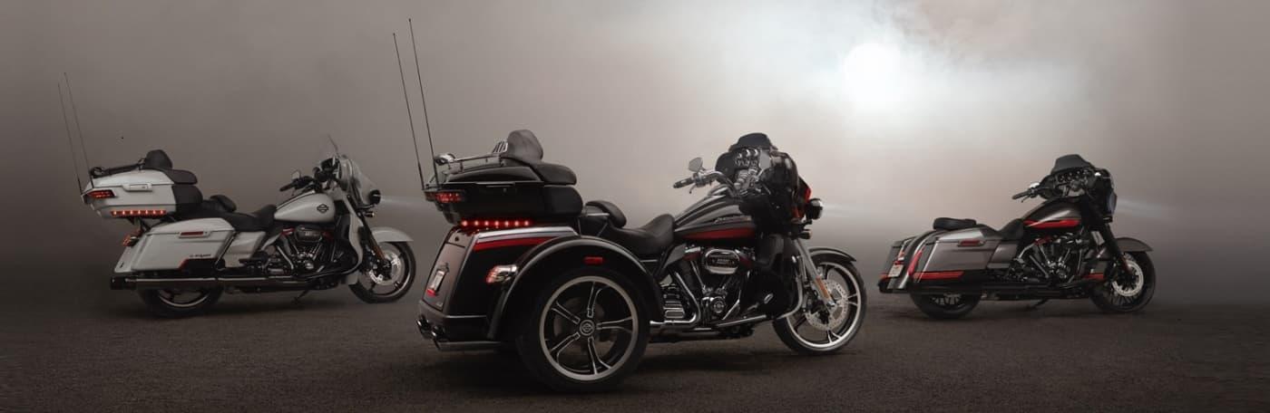 Die neuen Harley Davidson CVO Modelle 2020