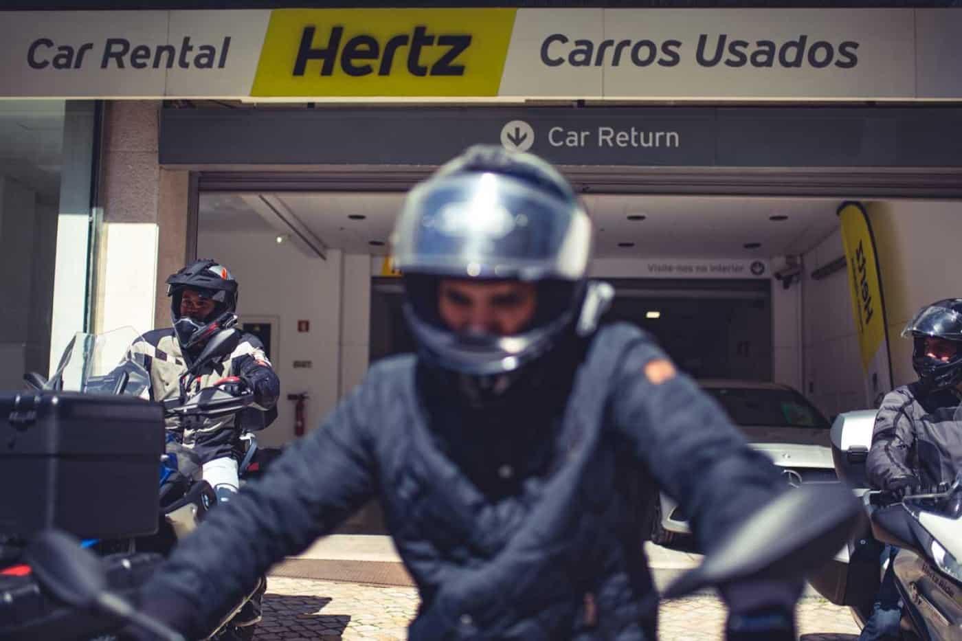 Hertz Ride kooperiert mit Cardo