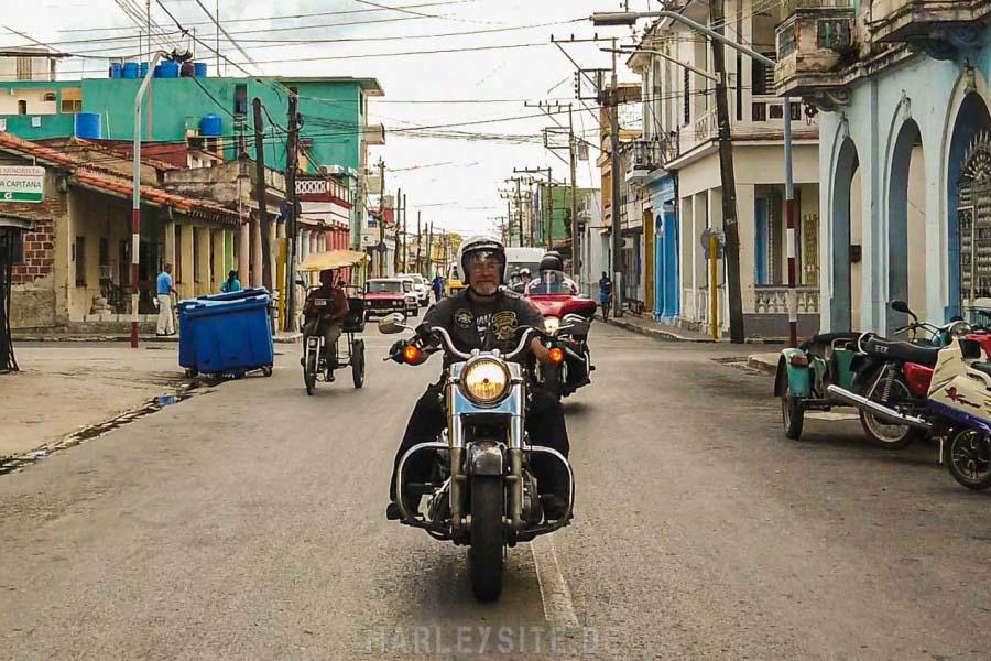 Teil 2 – Kuba Harley Tour nach Pinar del Rio und Vinales