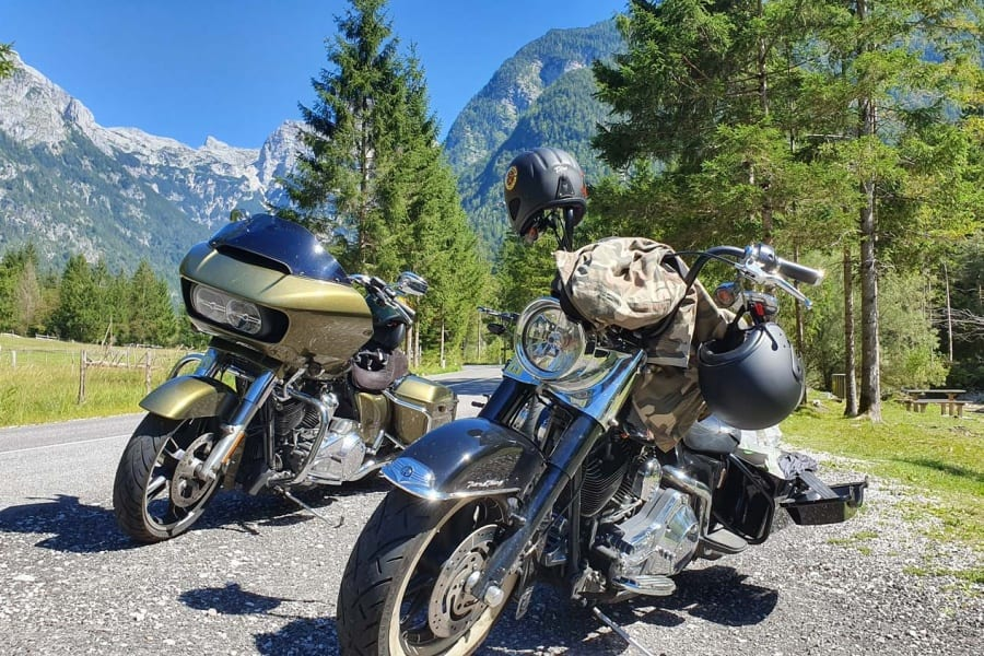 V-Twin Tours Motorradreisen 2020