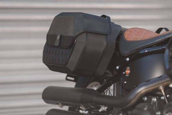 Satteltaschen für Harley Davidson SW MOTECH