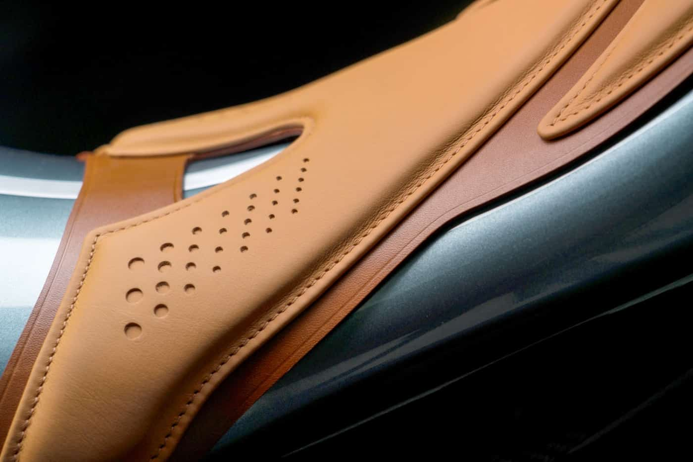 The AMP 001 By Aston Martin And Brough Superior