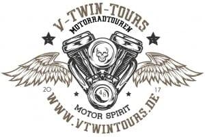 Logo von V Twin Tours Motorradtouren