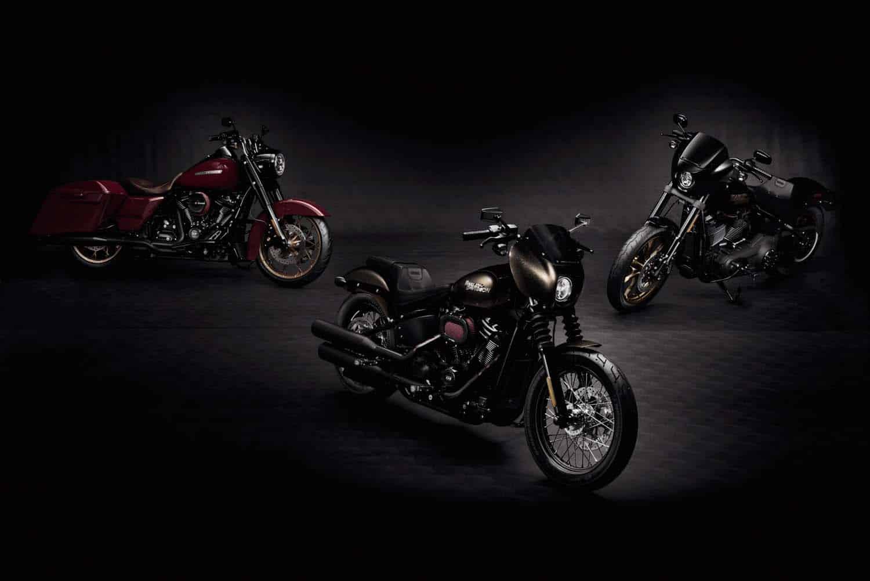 Custombikes Parts aus dem Harley-Davidson Katalog 2020