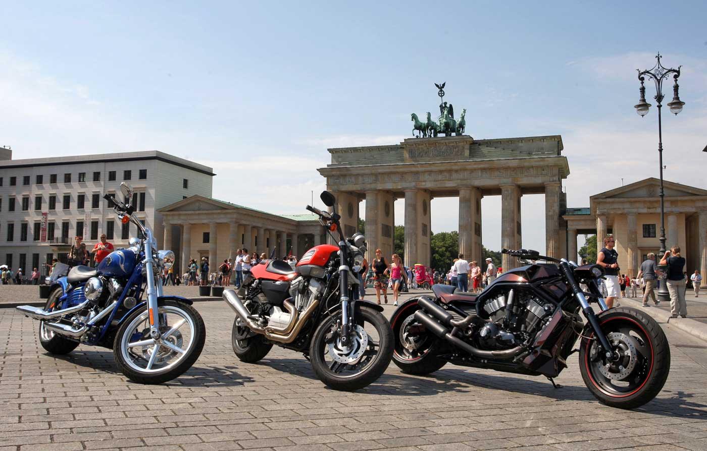 Absage Berlin Harley Days