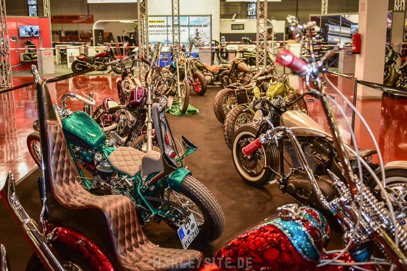 Custombike Show Bad Salzuflen 2019.
