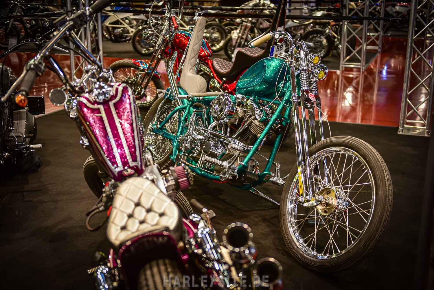 Die Custombike Show 2019