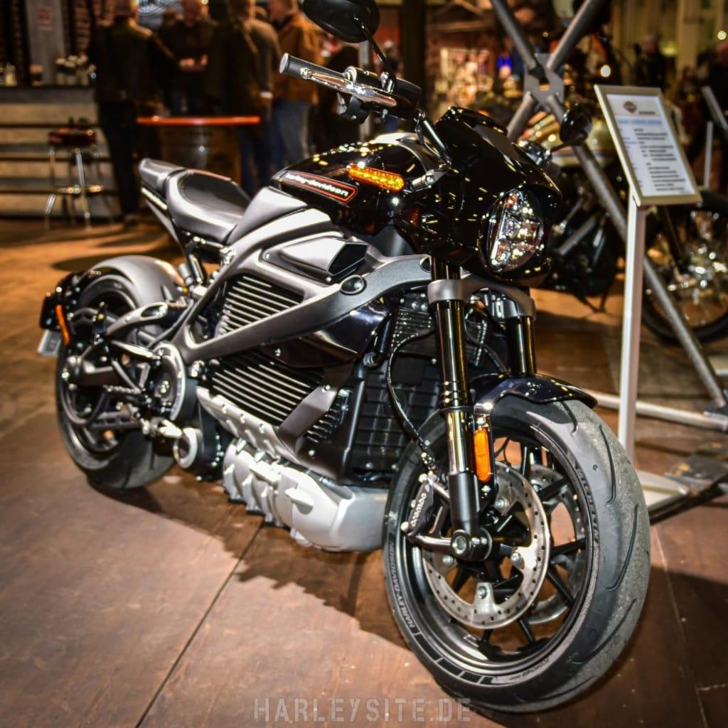 E-Bike | Die Harley-Davidson LIVEWIRE