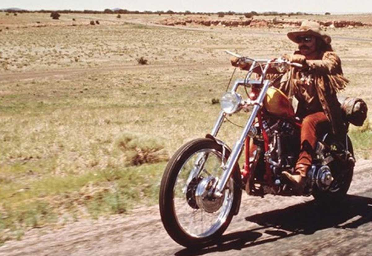 Easy Rider Legende Dennis Hopper ist tot