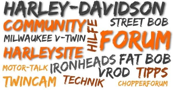 Harley-Davidson Foren & Community