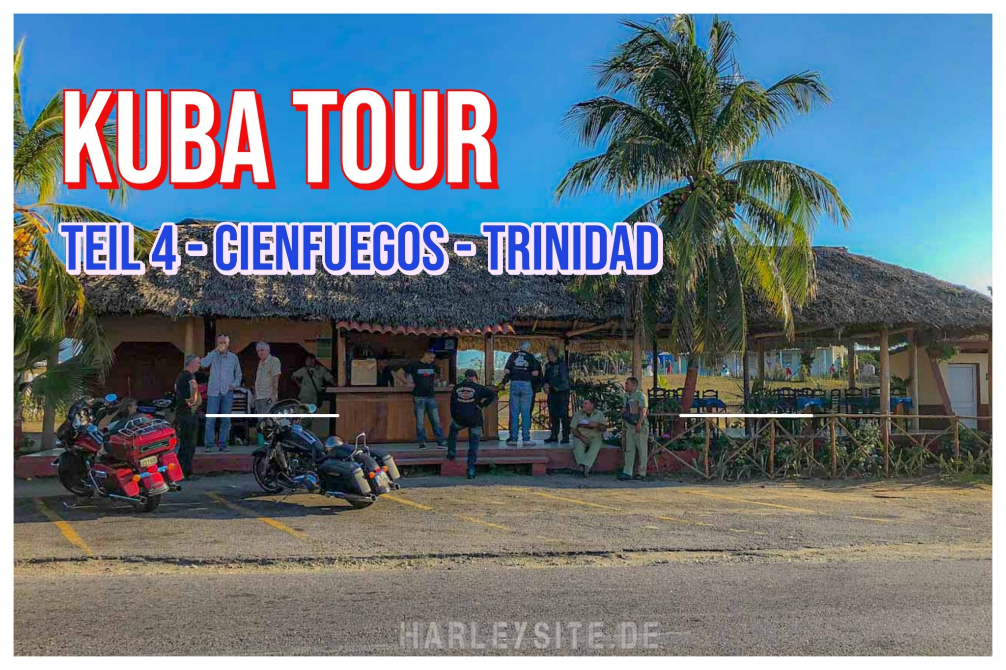 Kuba Tour Teil 4