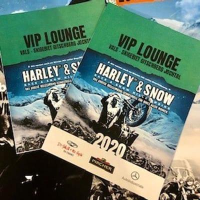 Harley & Snow VIP Tickets
