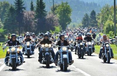 Die Harley-Davidson-Events 2020