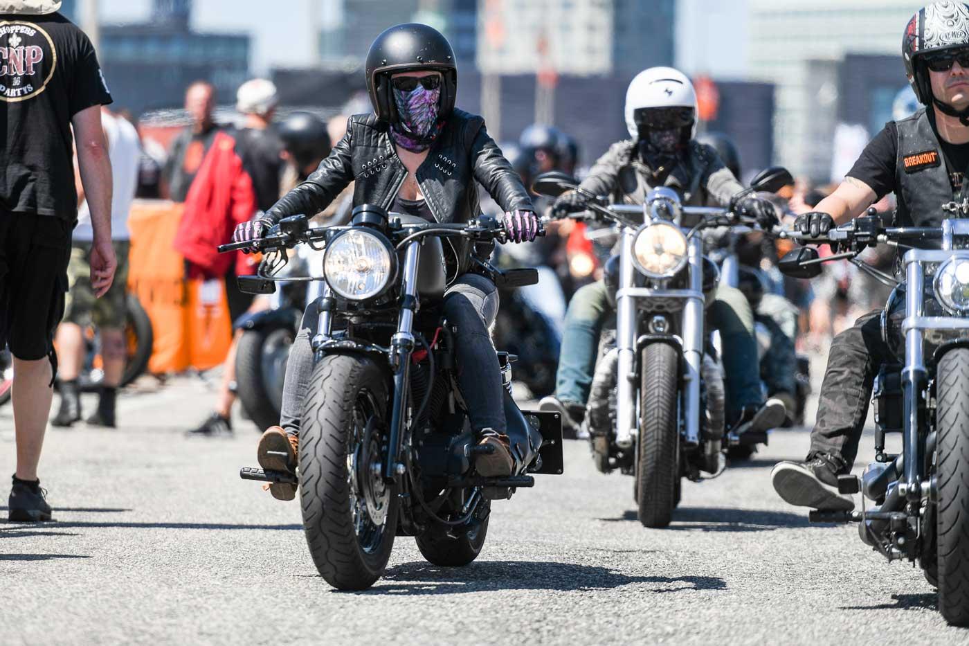 Die Harley-Davidson Events 2020