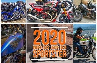 2020 wird das Jahr der Sportster