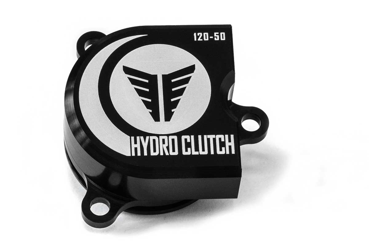Hydro Clutch Kupplungserleichterung von Müller Motorcycles