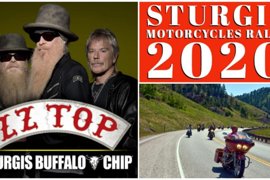Sturgis Motorcycles Rally 2020