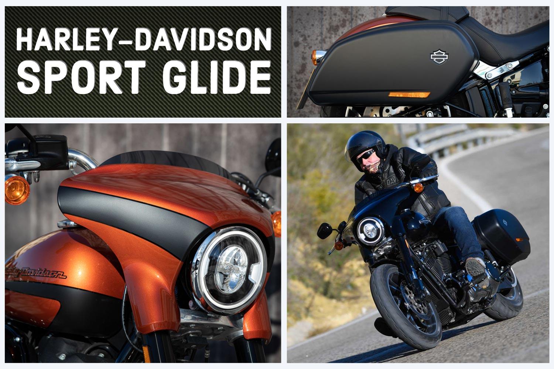 Test – Harley-Davidson Sport Glide 2020