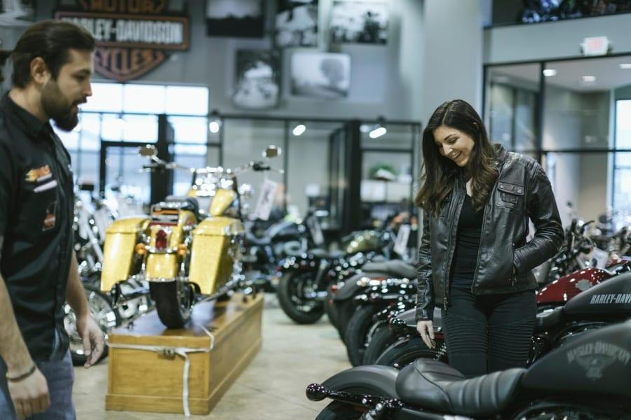 Harley-Davidson-Vertragshändler sind österreichische Branchen-Champions