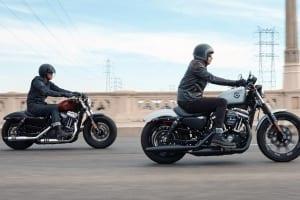 Harley-Davidson Sportster Xl883