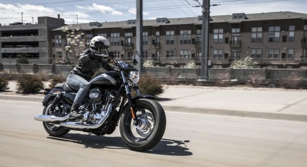 Harley-Davidson Sportster Custom 2020