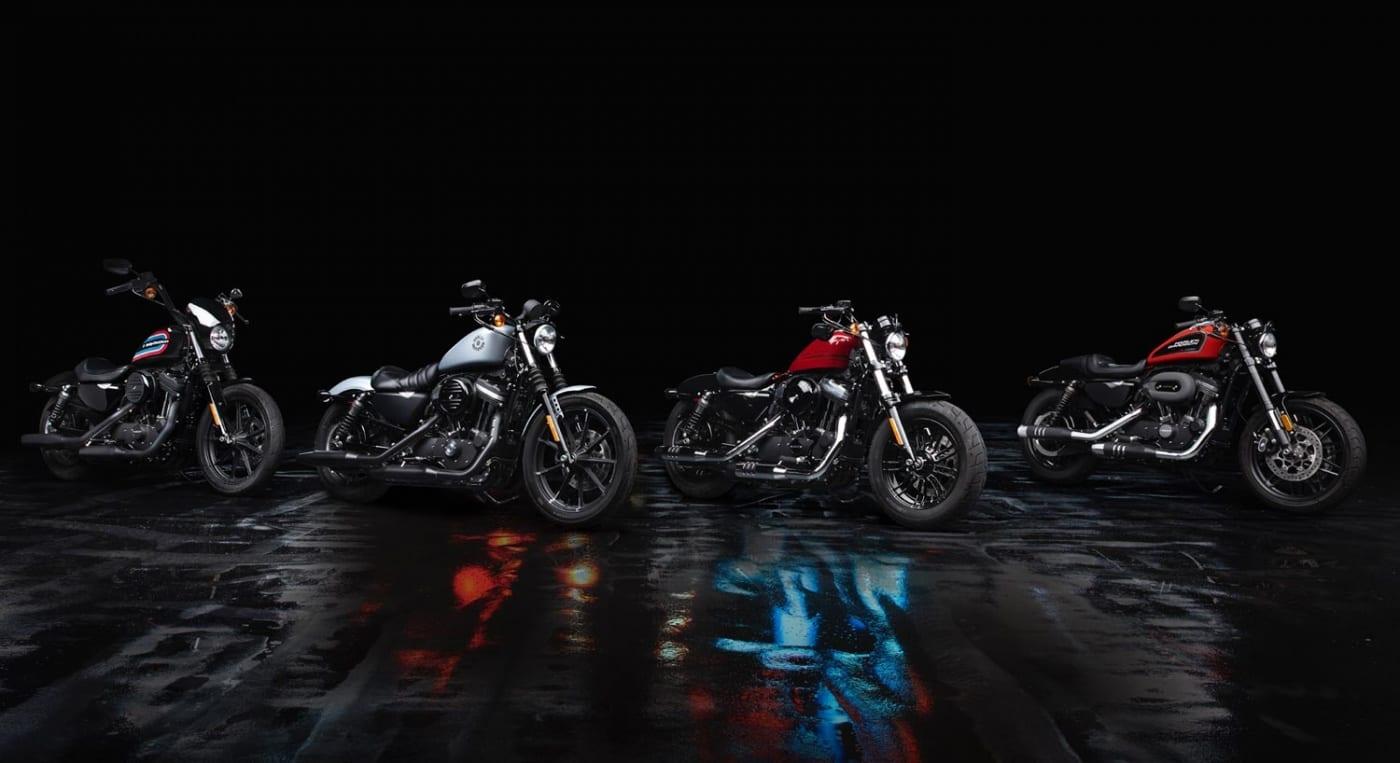 Harley-Davidson Sportster Modelle 2020
