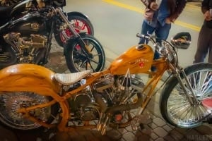 Custombike auf der Daytona Bike Week 2020