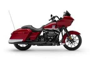 Road Glide Special Billiard Red and Stone Washed White (Special Edition)