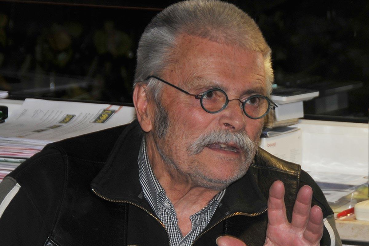 Wolfram Rummel ist verstorben -Harley-Davidson Galerie Gelting