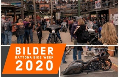Die Daytona Bike Week 2020