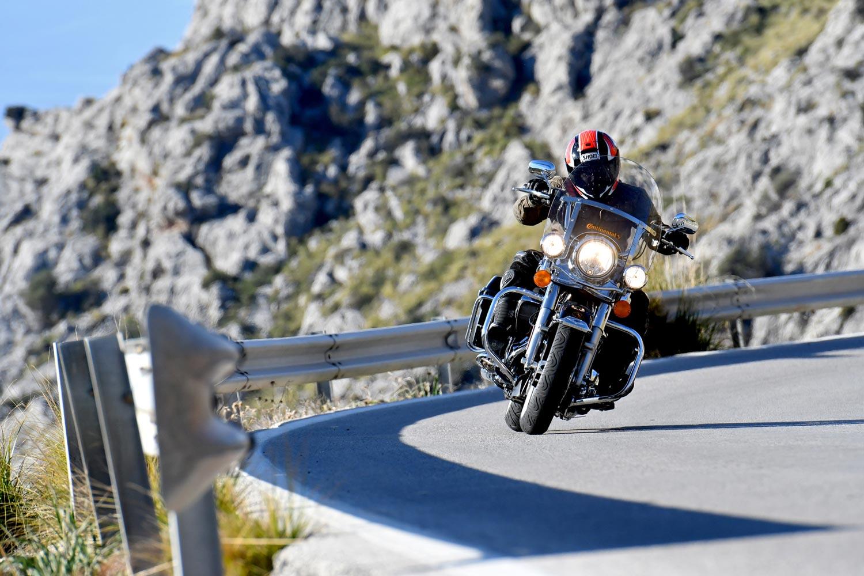 Wertvolle Technik-Tipps für den Motorrad-Alltag von Continental
