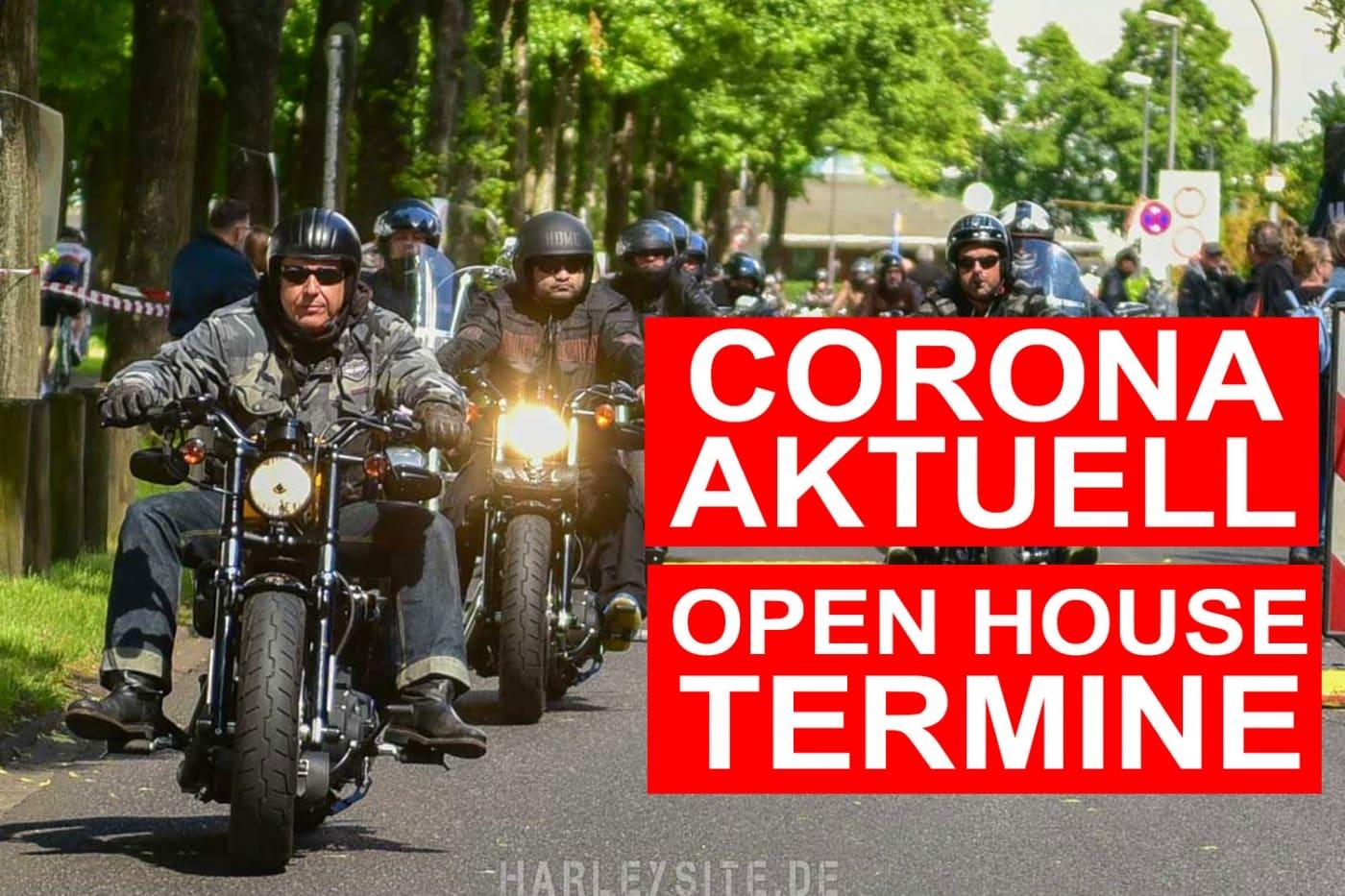 CORONA AKTUELL - HARLEYSITE