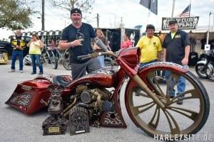Daytona Bike Week Rats Winner 2016