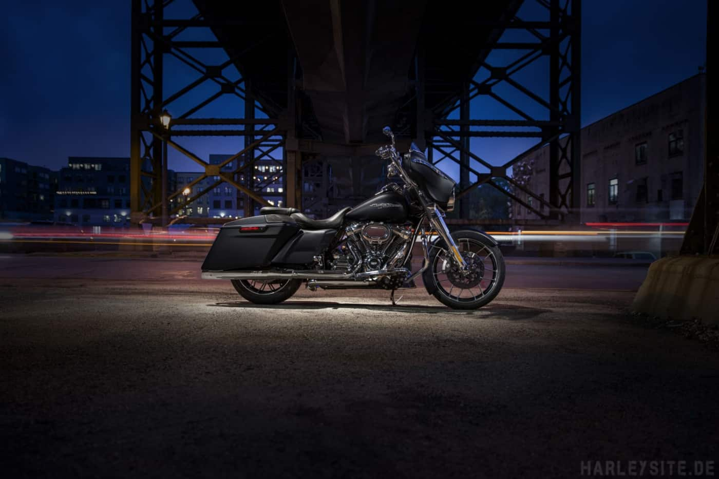 Harley-Davidson Performance Bagger 2020
