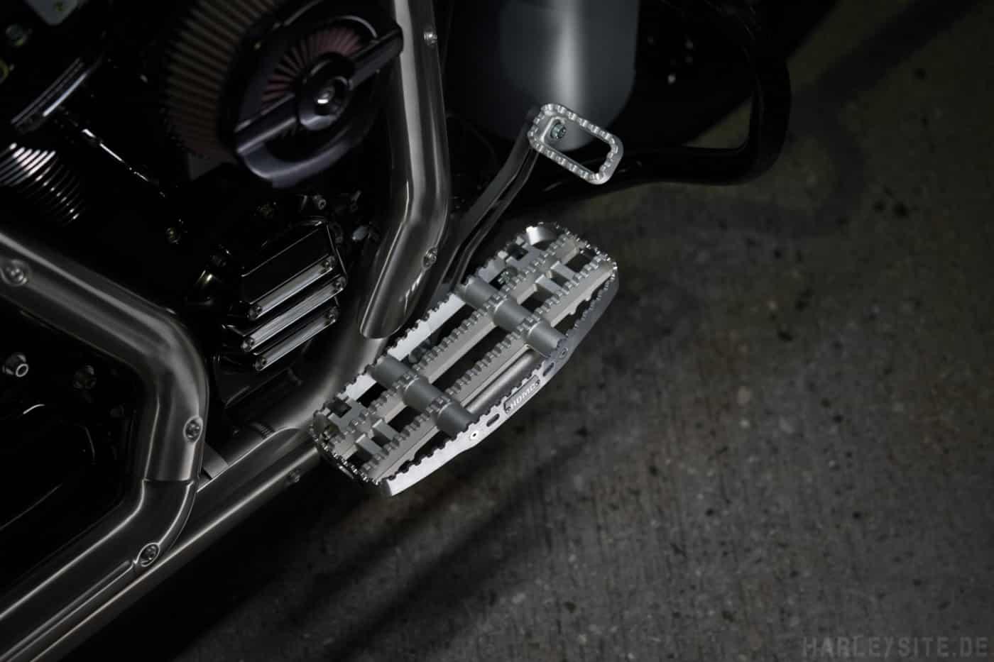 TRITTBRETTER - Harley-Davidson Trittbretter