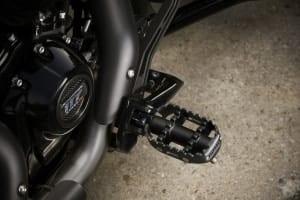 FOOTPEG - Harley-Davidson Fußrasten
